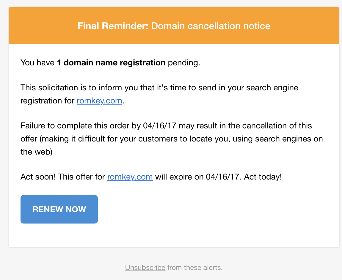 Protect Your Domain Registrations and Privacy – John Romkey