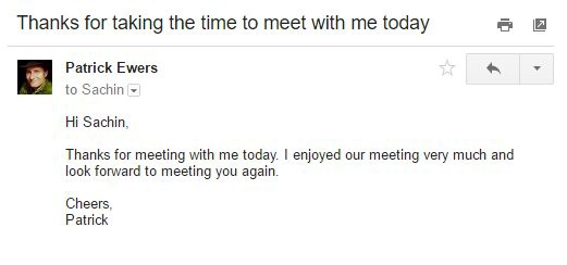 How to Write a Great Follow-Up Email After a Meeting