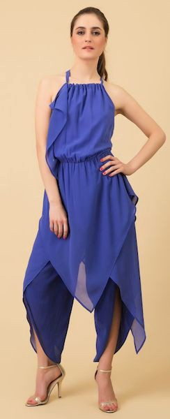 Asymmetrical jumpsuit Rs.1290