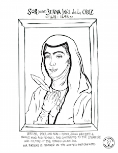 Women\'s History Coloring Pages – Amy Poehler\'s Smart Girls