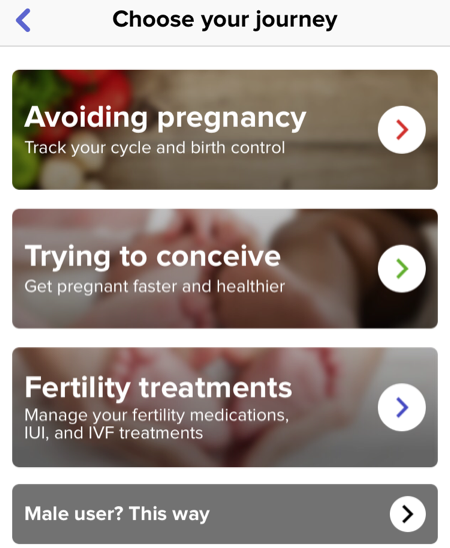 Five Things To Think About When Designing A Period Tracking App