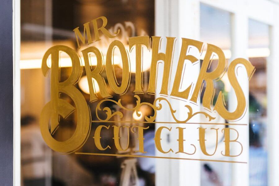 Mr Brothers Sign