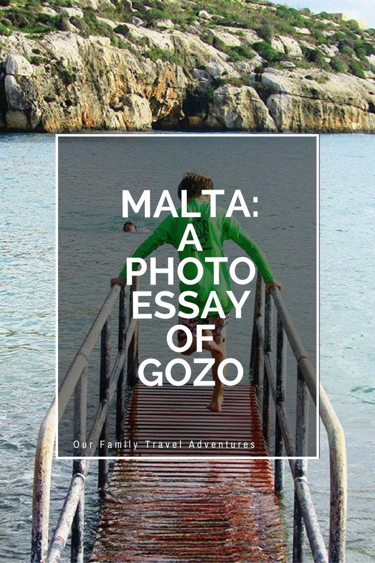 Malta: A Photo Essay on Gozo