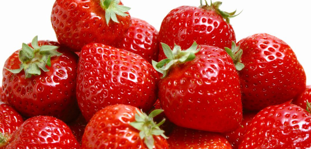 strawberries for cold and flu