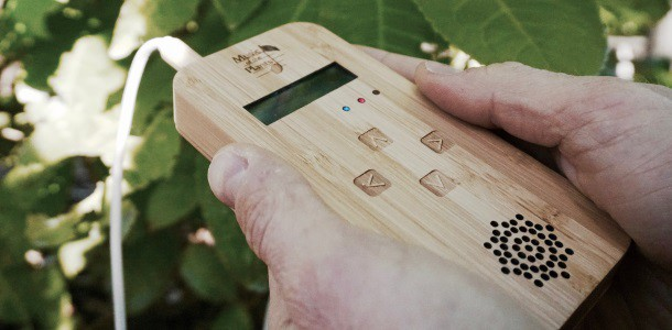 Connect to plants and nature, wherever you go...