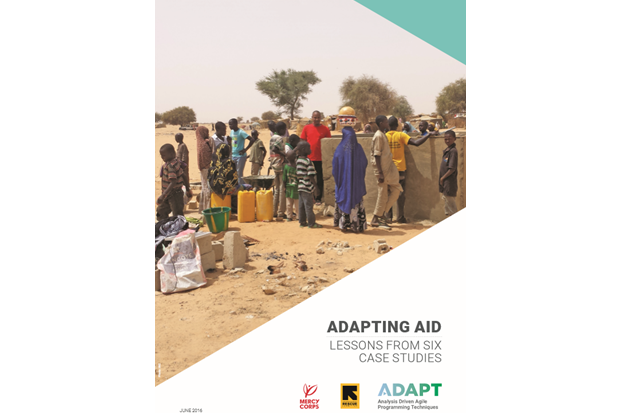 Adapting Aid cover