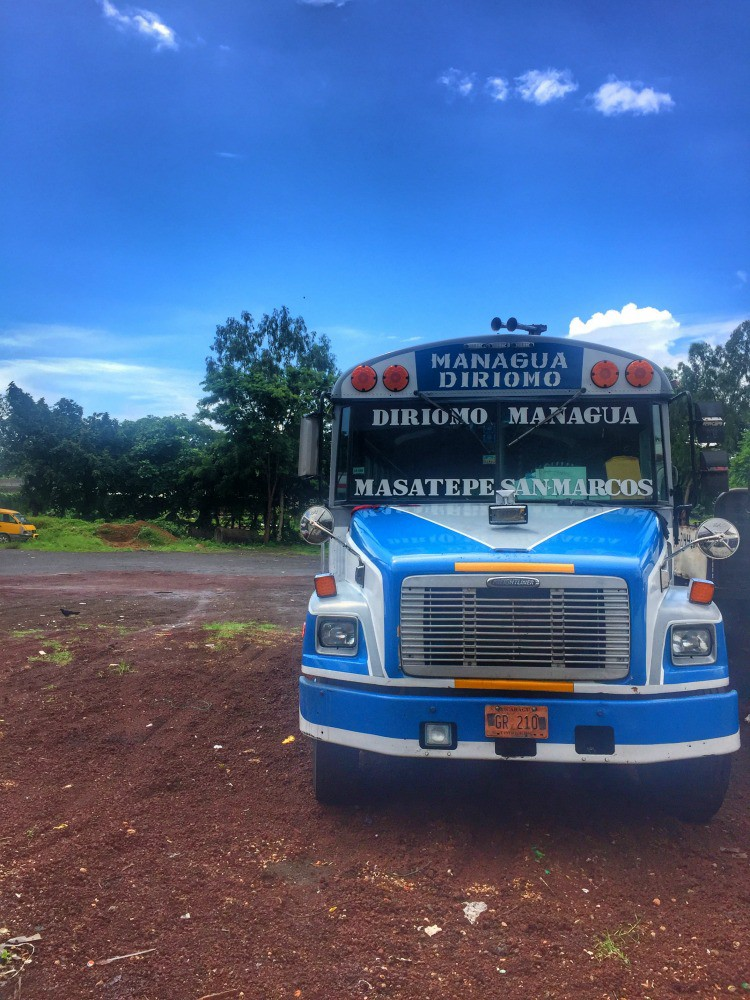 ChickenBusNicaragua