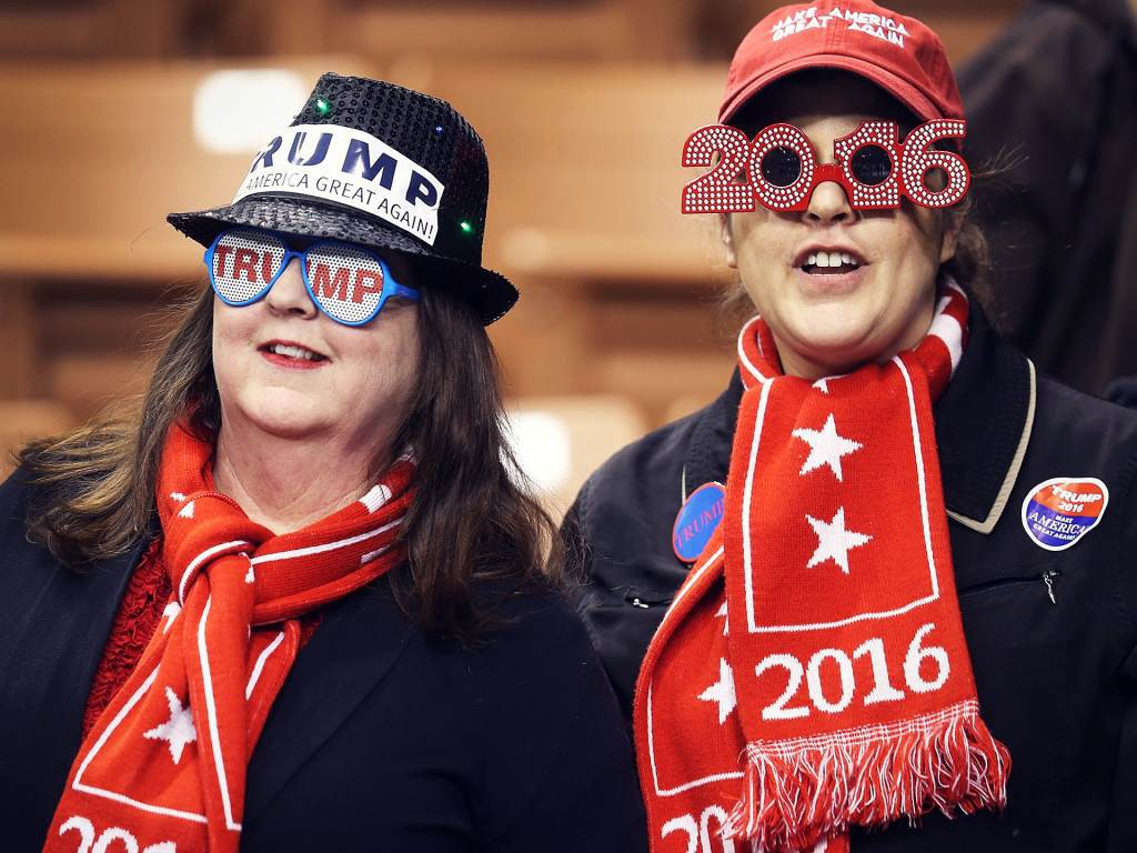 Image result for trump supporter