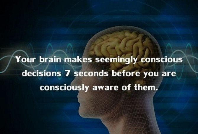 Facts about your brain, we bet you do not know these