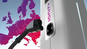 Ionity electric vehicle (EV) charging network