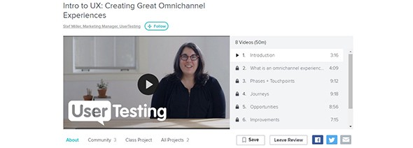 Creating Great Omnichannel Experiences UX