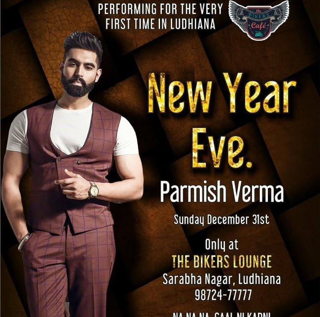 New Year parties in Ludhiana Gedhi Route