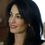 Amal Clooney's most preferred haircut 2