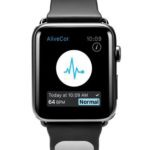 Kardia Band for Apple Watch (PRNewsFoto/AliveCor, Inc.)