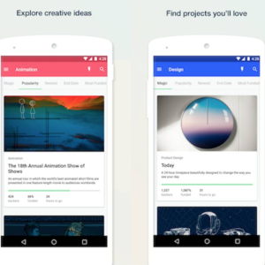 Android App Homepage Design Code | Flisol Home