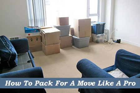 How to pack like a professional packer