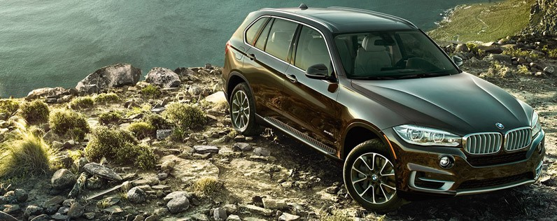 The Rugged BMW X5