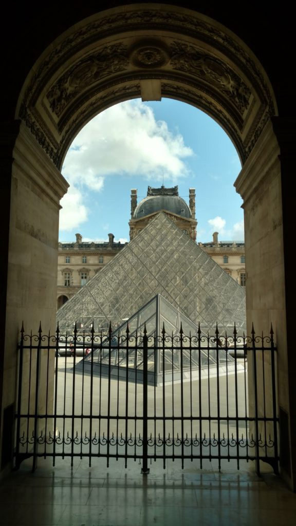Louvre View