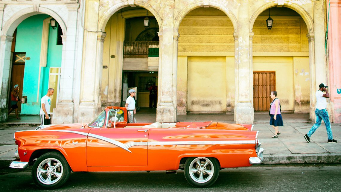 Some tips to drive in Havana