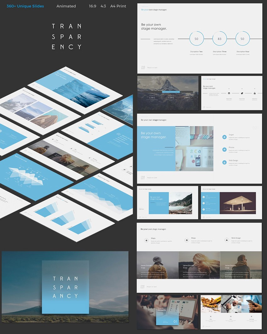 20 best powerpoint templates best digital themes medium transparency cool powerpoint template with awesome designs toneelgroepblik Image collections