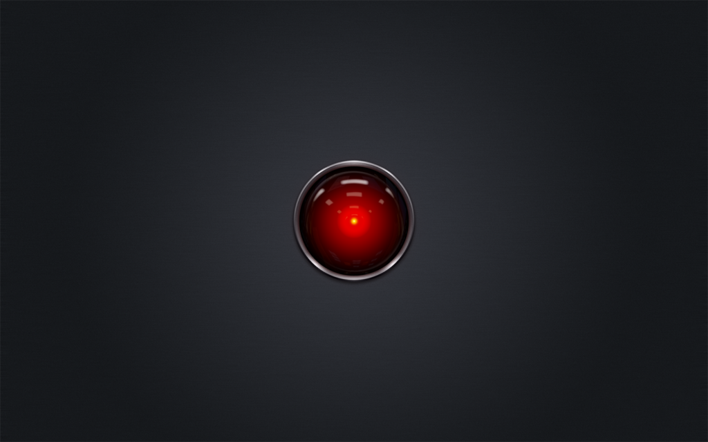 HAL 9000 - A Space Odissey