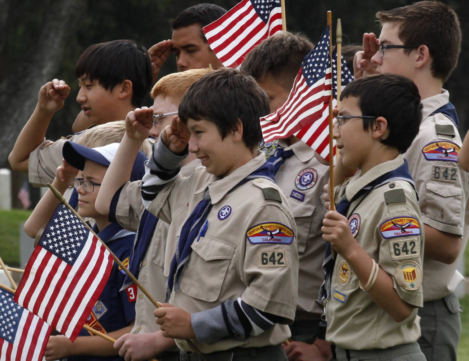 Image result for donald trump jr. boy scouts
