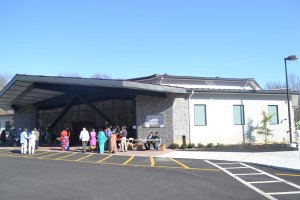 Pictured is the Indian Cultural Center during its grand opening ceremony on April 12. The center, located on Route 73 in Evesham, is now a gathering place for social, cultural and educational activities for the Indian community in the South Jersey.