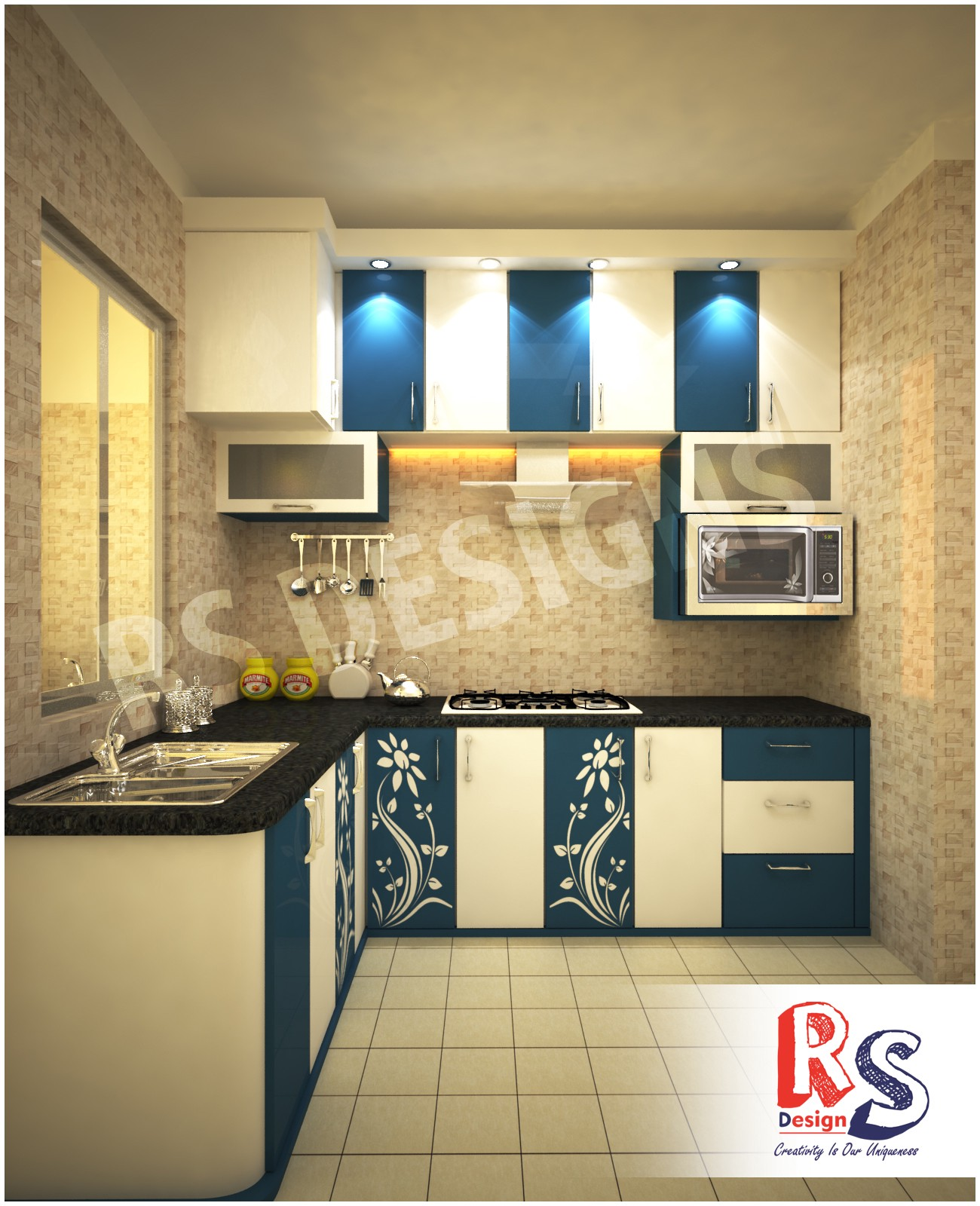 Modular Kitchen Magnon India: Modern Modular Kitchen Designs India