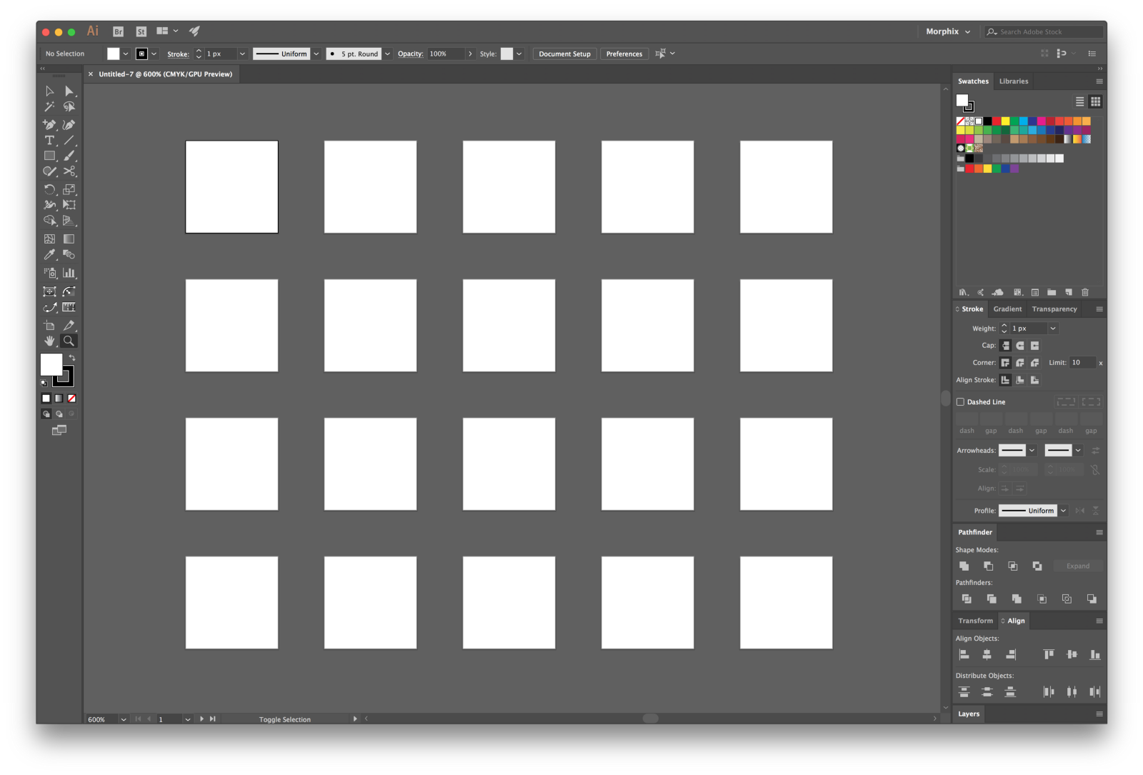 How To Export Vector Icons To Multiple Sizes And Formats In Adobe