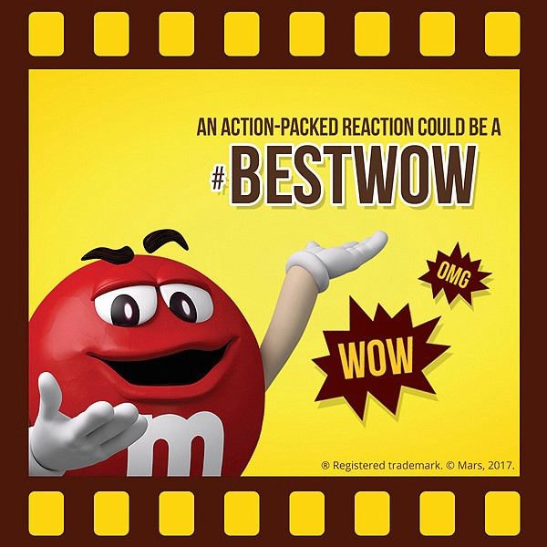 M&M'S® Red Category