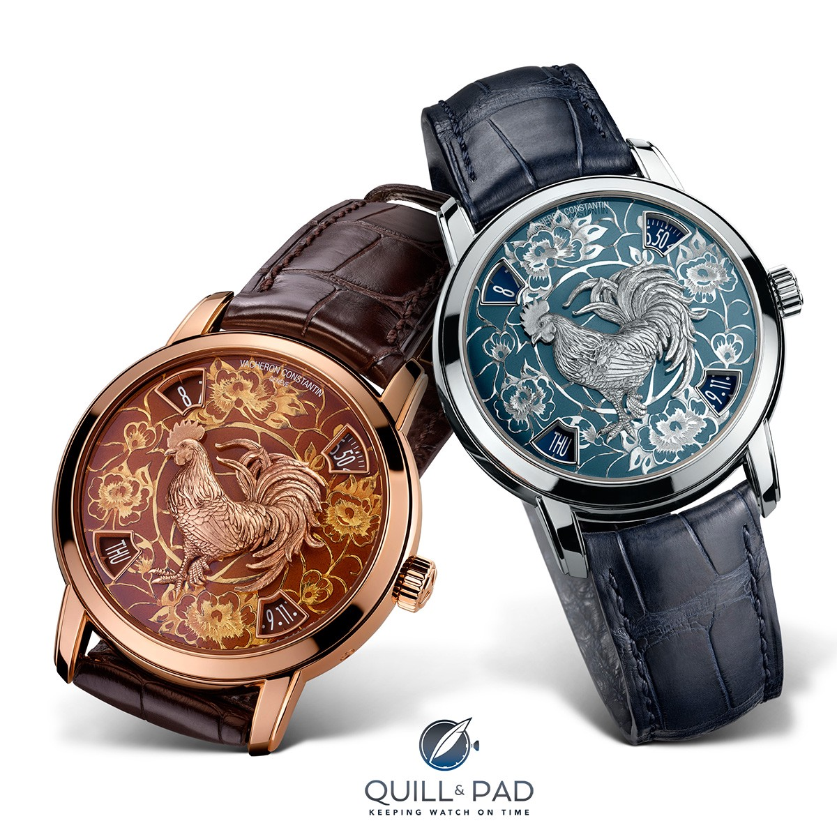 Vacheron Constantin Métiers d'Art Legend of the Chinese Zodiac Year of the Rooster