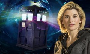 image of Jodie Whittaker, the new Doctor Who