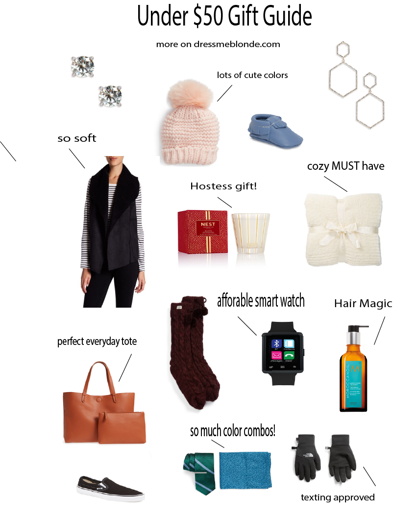 The Best Holiday Gifts Under $50 featured by top Orange County life and style blog, Dress Me Blonde