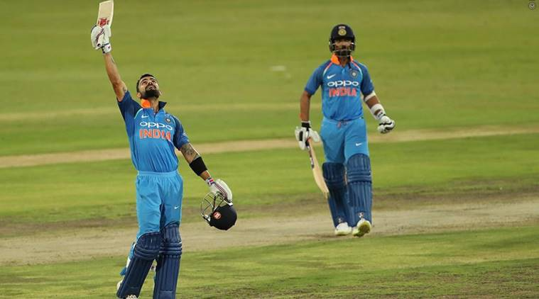 Virat - The Run Machine Kohli