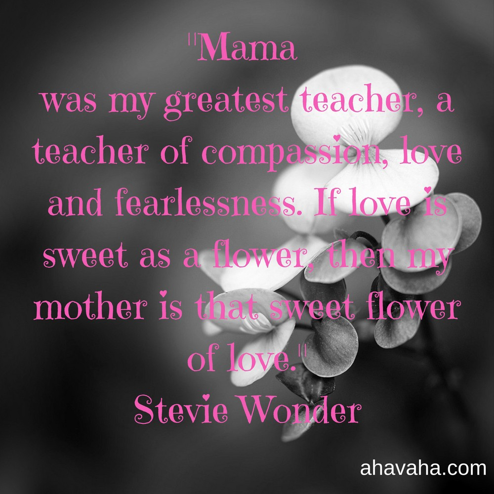Lessons from my mother famous quotes 14