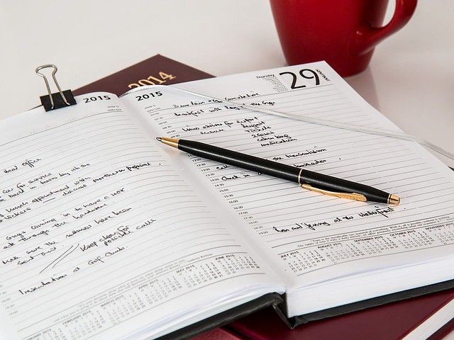 How to Create and Stick to a Writing Schedule