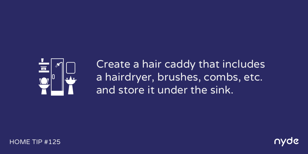 Home Tip #125