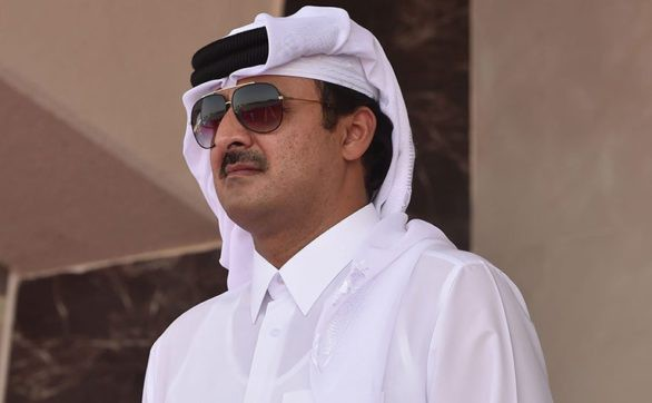 Qatar's Emir heads to Germany, France and US to discuss Gulf dispute