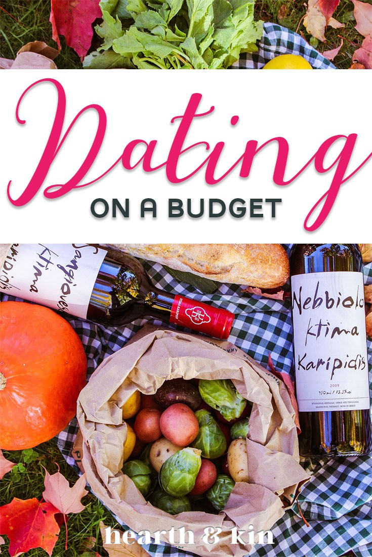 Dating On A Budget - inspiration to keep dating each other, even when the funds are low.