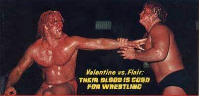 Even Though I Didnu0027t Have The Opportunity To Watch Ric Flair Vs Greg  Valentine Live, Itu0027s The Feud That Means The Most To Me, Itu0027s The Feud  Thatu0027s Led Me To ...