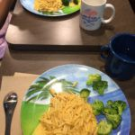 mac and cheese and roxanne