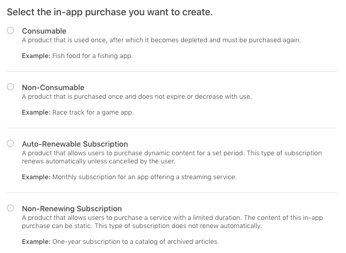 Working With Ios In App Purchases Ios Development Tips And Tricks