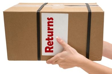 an image of someone holding a box with 'returns' on