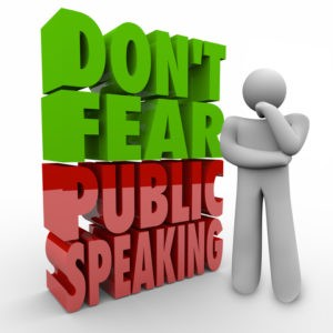 The Overcome Your Fear of Public Speaking Checklist