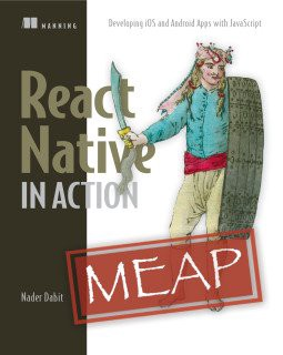 Deal of the Day Aug 4: React Native in Action! Code dotd080416tw at  @dabit3 #reactnative