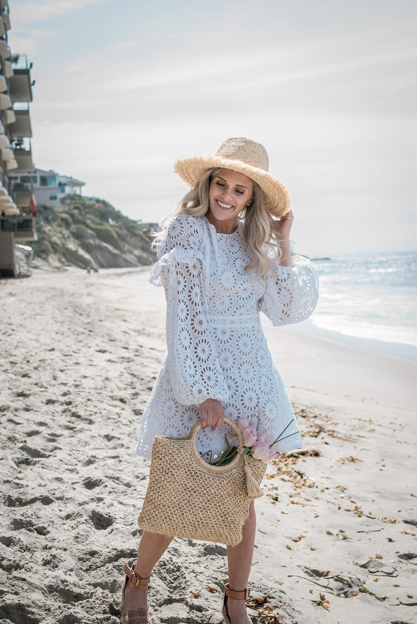 The Best Beach Cover Ups for this Season by popular Orange County fashion blogger, Dress Me Blonde