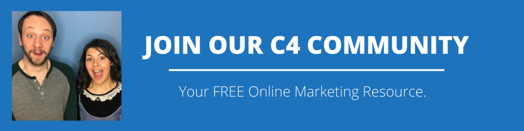 C4 Compete - Join our c4 community