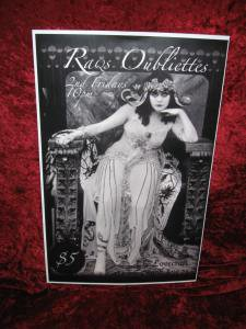 Raqs Oubliettes poster