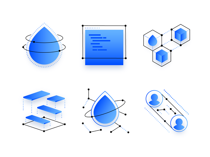 Home page icons by Kevin Yang