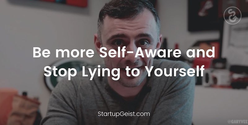 Know yourself — StartupGeist
